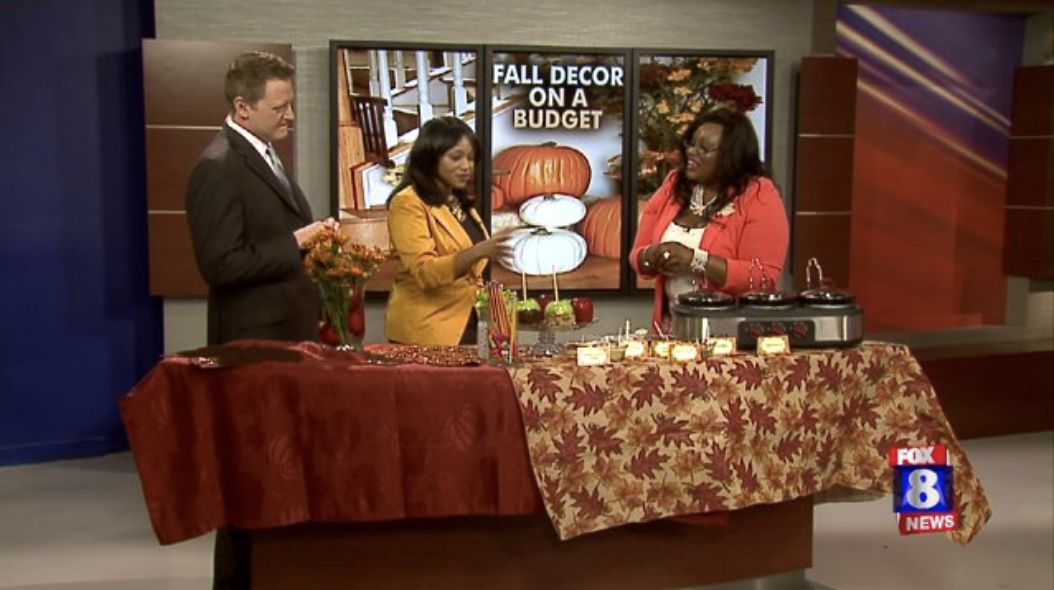 Bring Fall into Your Home on a Budget