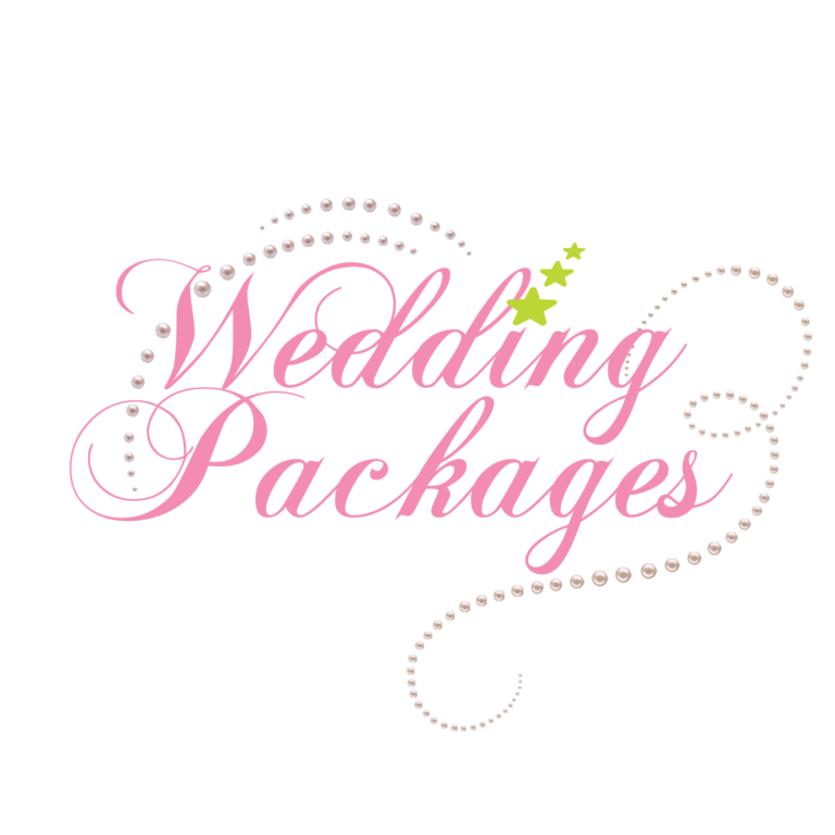 Sociably Yours - Wedding Packages